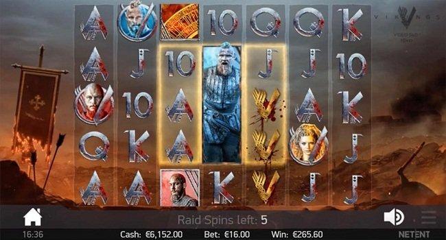 NetEnt Vikings Slot