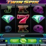 NetEnt Twin Spin Slot