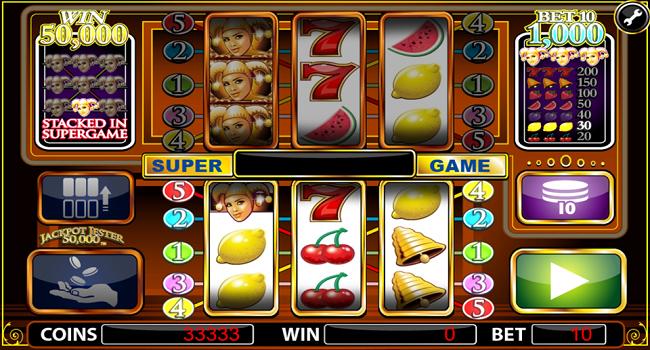 Jackpot Jester 50000 (NextGen Gaming) Slot