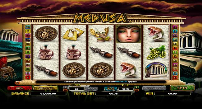 Medusa (NextGen Gaming) Slot