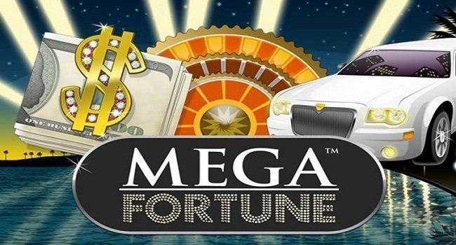 Mega Fortune (NetEnt) Slot