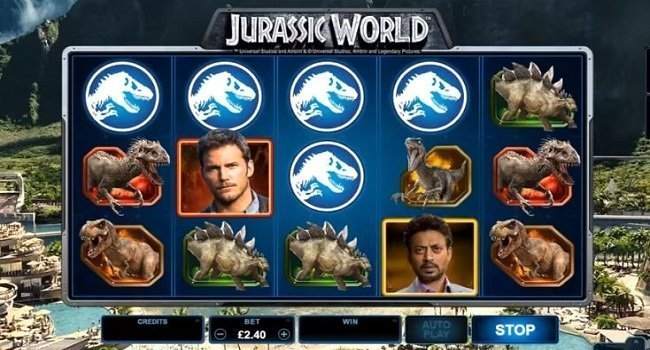 Microgaming Jurassic World Slot Review