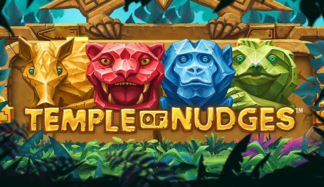 NetEnt Temple of Nudges Online slot