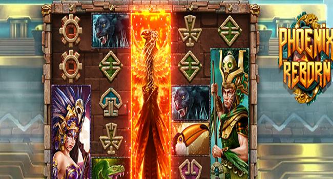 Phoenix Reborn (Play'n Go) Slot