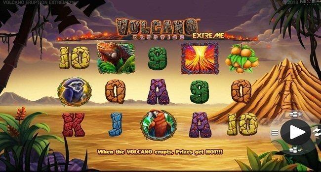 Volcano Eruption Extreme (NextGen Gaming) Slot