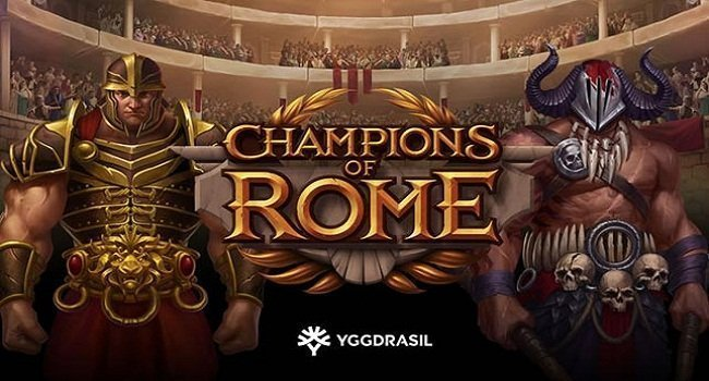 Champions of Rome (Yggdrasil Gaming) Slot