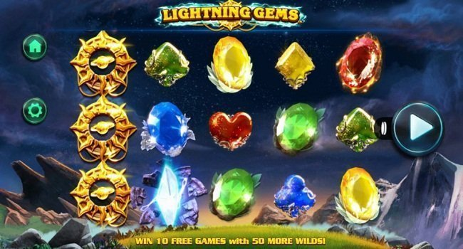 Lightning Gems (NextGen Gaming) Slot