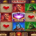 Lucha Maniacs (Yggdrasil Gaming)Slot