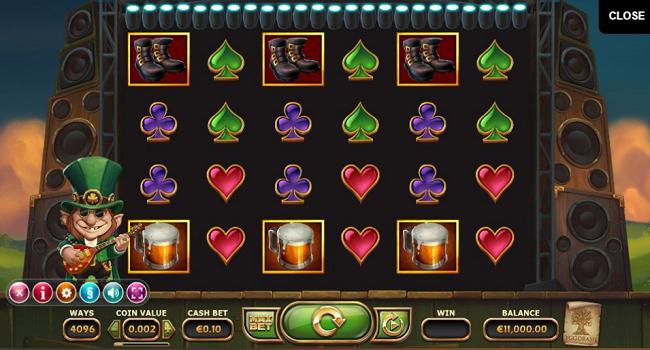 Rainbow Ryan(Yggdrasil Gaming)Slot