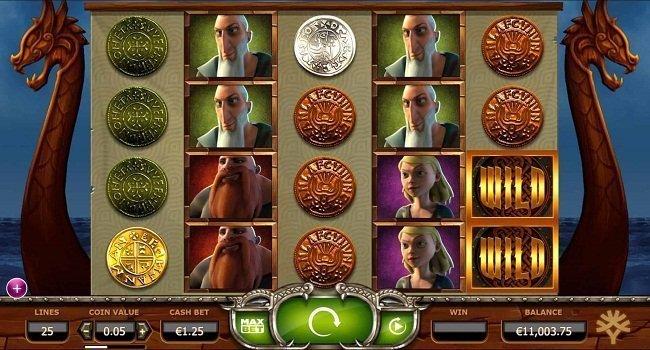 Vikings Go Wild (Yggdrasil Gaming) Slot
