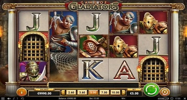 Game of Gladiators (Play'n Go) Slots Review