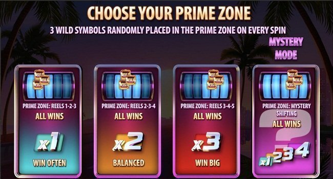 Prime Zone (Quickspin) Slot Review