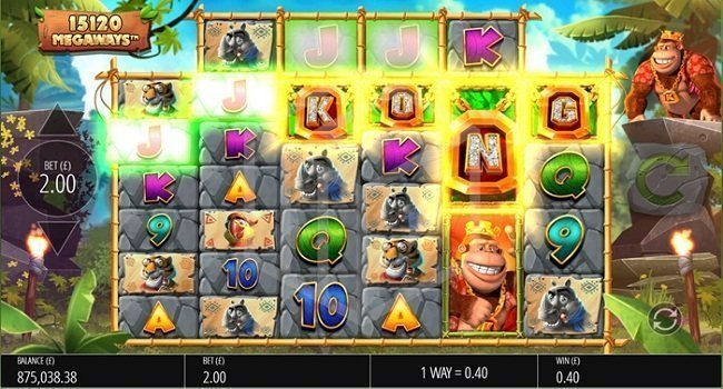 Return of Kong Megaways (Blueprint) Slot Review
