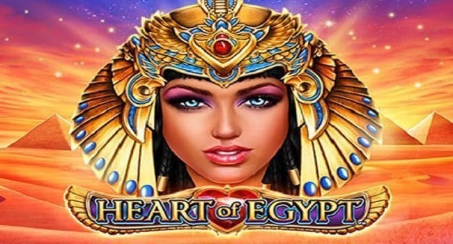 Heart of Egypt (Novomatic) Slot Review