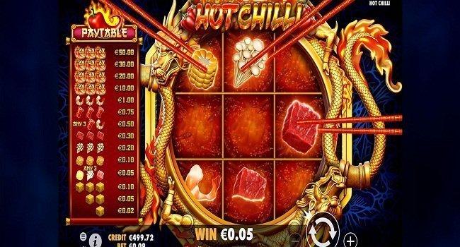 Hot Chilli (Pragmatic ) Slot Review
