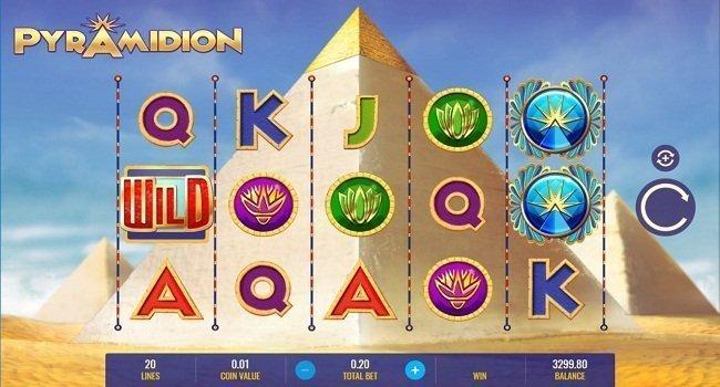 Pyramidion (IGT) Slot Review