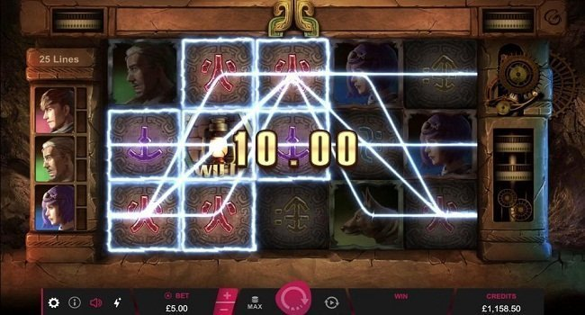 Relic Seekers (Microgaming) Slot Review
