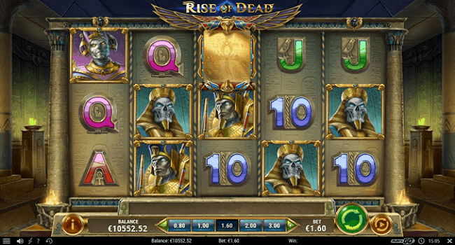 Rise Of Dead (Play'n Go) Slot Review