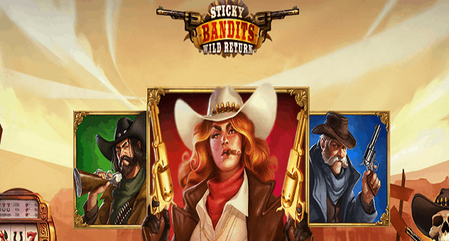Sticky Bandits-Wild Return (Quickspin) Slot Review