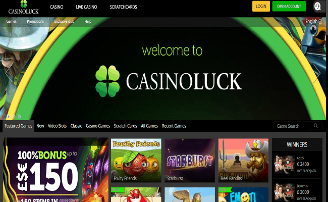 casinoluck main