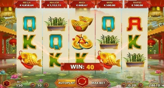 Imperial Riches (NetEnt) Slot Review