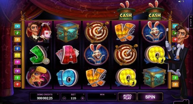 Rabbit in the Hat (Microgaming) Slot Review