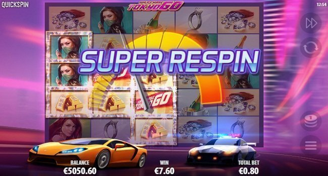 The Wild Chase Tokyo Go (Quickspin Gaming) Slot Review