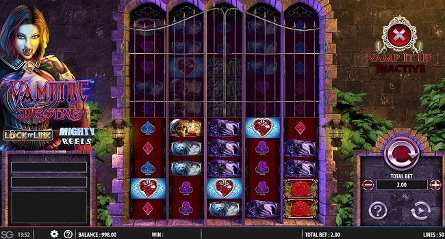 Vampire Desire (Barcrest) Slot Review