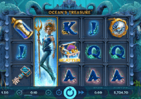 Ocean's Treasure (NetEnt) Slot Review