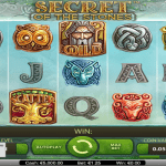Secret of the Stones (NetEnt) Slot Review
