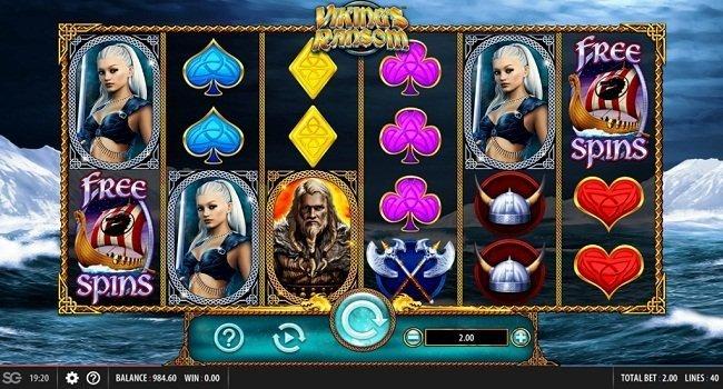 Viking's Ransom (Barcrest) Slot Review