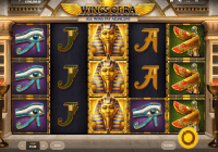 Wings of Ra (Red Tiger Gaming) Slot Review
