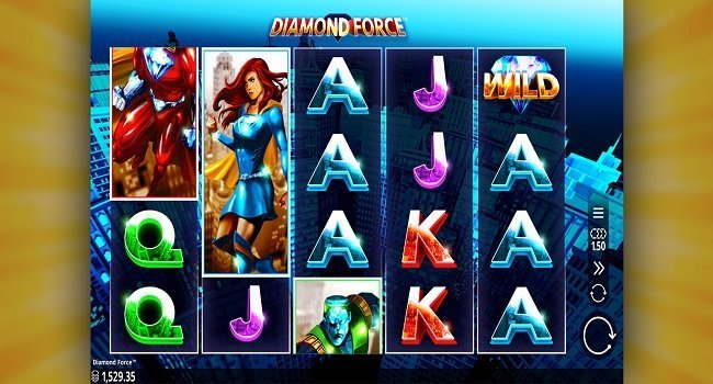 Diamond Force (Crazy Tooth Studio) Slot Review