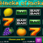 Stacks of Jacks (Gamomat) Slot Review