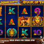 John Hunter and the Book of Tut (Pragmatic Play) Slot Review