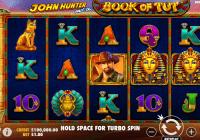 John Hunter and the Book of Tut (Pragmatic Play) Slot Review