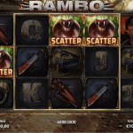 Rambo (Stakelogic) Slot Review
