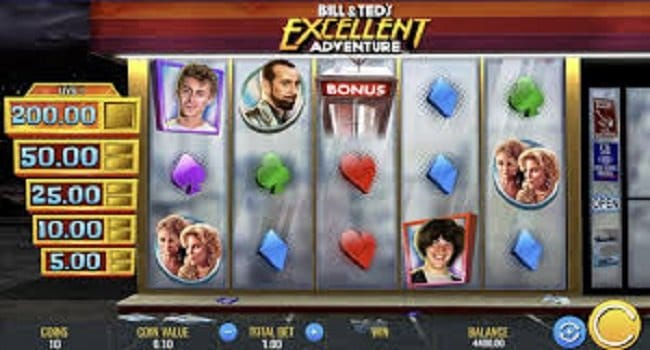 Bill & Ted's Excellent Adventure (IGT) Slot Review