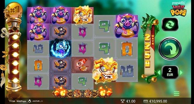 Wildpops (Yggdrasil Gaming) Slot Review