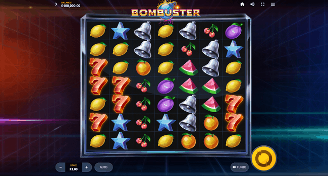 Bombuster (Red Tiger Gaming) Slot Review