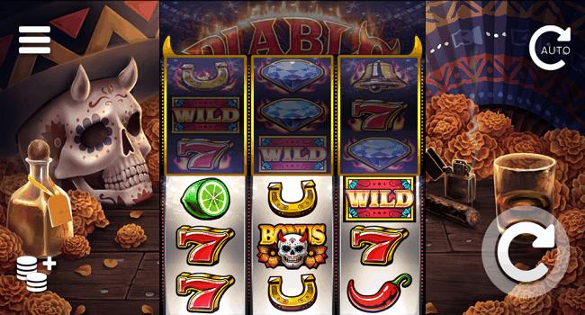 Diablo Reels (ELK Studios) Slot Review