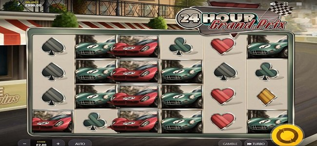24 Hour Grand Prix (Red Tiger Gaming) Slot Review