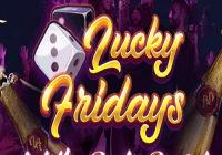 Lucky Fridays (Red Tiger Gaming) Slot Review