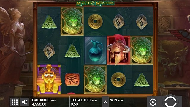 Mystery Museum (Push Gaming) Slot Review