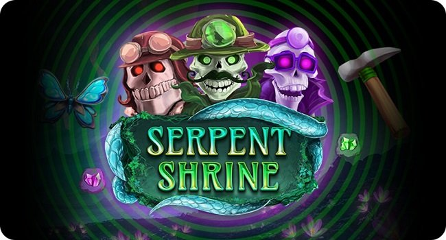Serpent Shrine (Relax Gaming) Slot Review