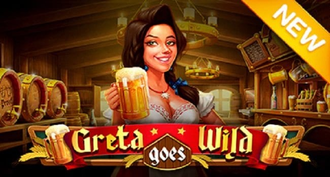 iSoftbet Greeta goes wild Slot Review