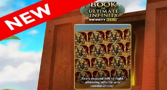Book of Ultimate Infinity (Red 7 Gaming) Slot Review