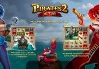 Pirates 2 - Mutiny (Yggdrasil Gaming) Slot Review