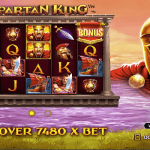 Spartan King (Pragmatic Play) Slot Review