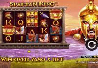 Spartan King (Pragmatic Play) Slot Review